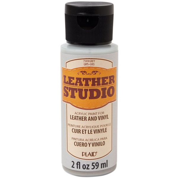 FolkArt Leather Studio Paint