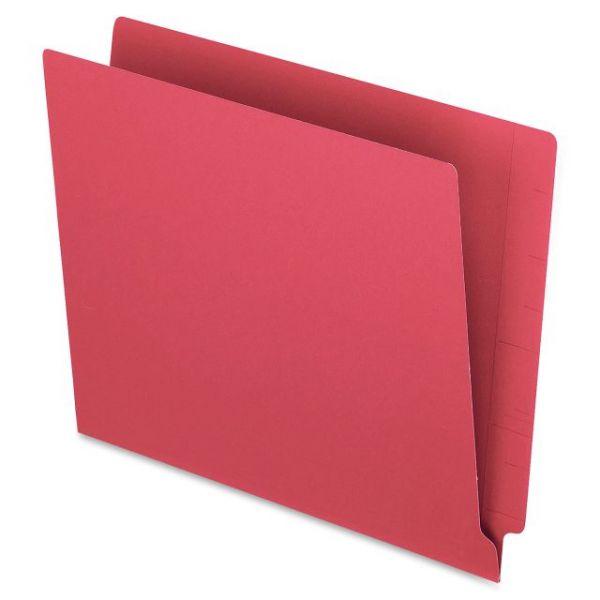 Esselte Colored End Tab Folders