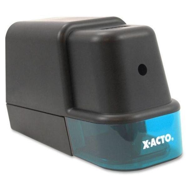 X-Acto Gray Electric Pencil Sharpener
