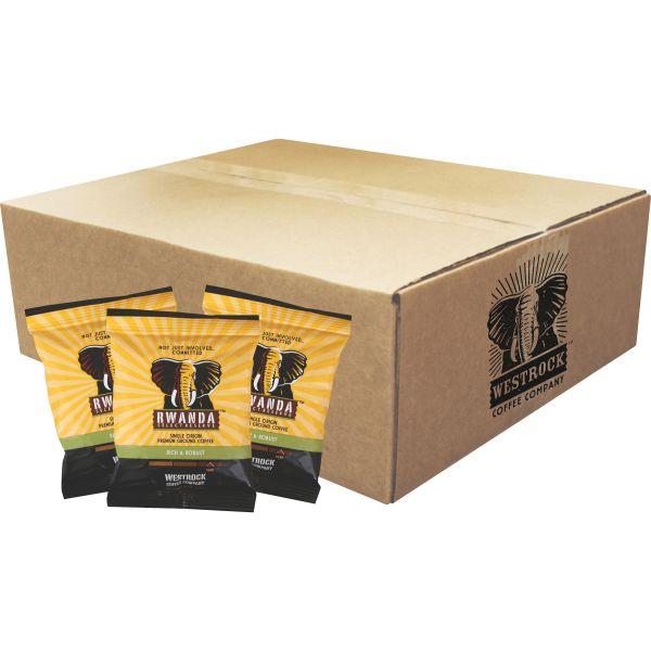 Westrock Rwanda Select Reserve Dark Ground Coffee Packs