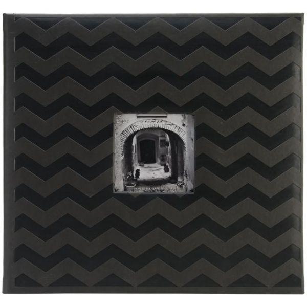"""Embossed Post Bound Scrapbook Album 12""""X12"""""""
