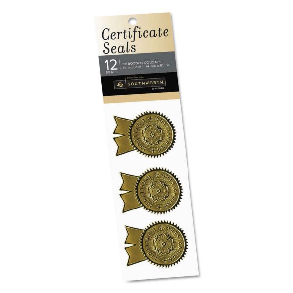 Southworth S1 Embossed Certificate Seals
