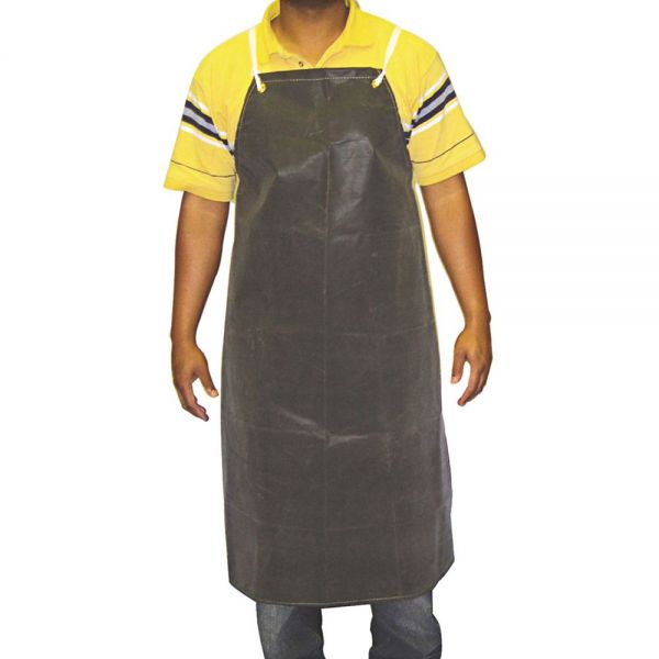 Anchor Brand Hycar Bib Apron with Cloth Backing