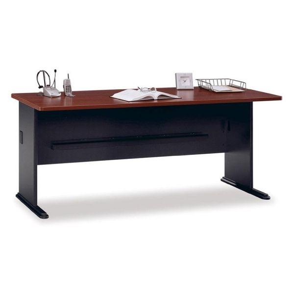"bbf Series A Advantage 72"" Desk by Bush Furniture"