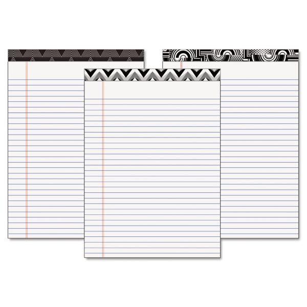TOPS Fashion Letter-Size Legal Pads