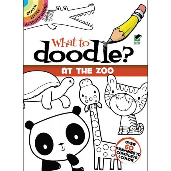 What To Doodle? At The Zoo
