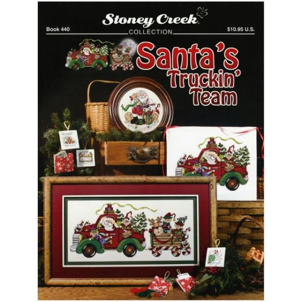 Santa's Truckin' Team