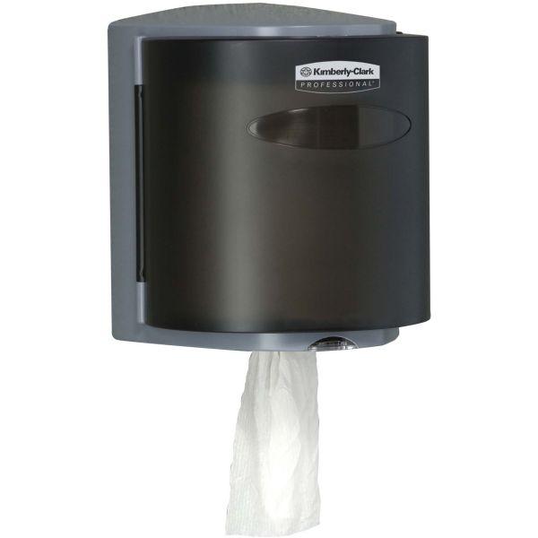 Kimberly-Clark Roll Control Center-Pull Paper Towel Dispenser