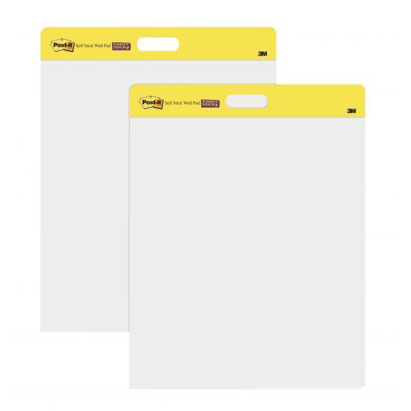 Post-it Self-Stick Wall Easel Pads