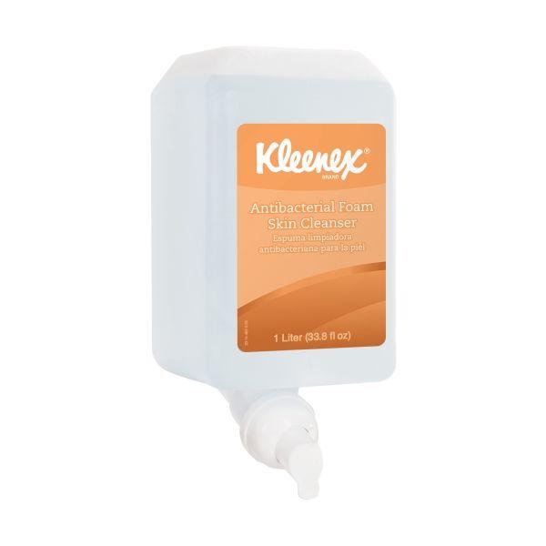 Kleenex Antibacterial Foaming Hand Soap Refill