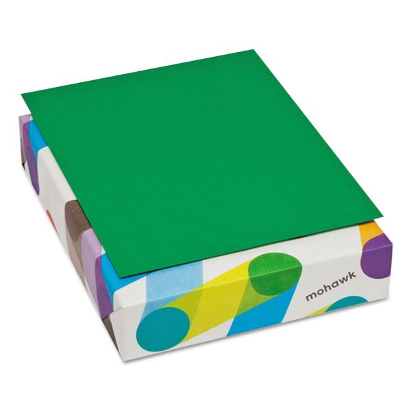 Mohawk Brite-Hue Colored Paper - Green