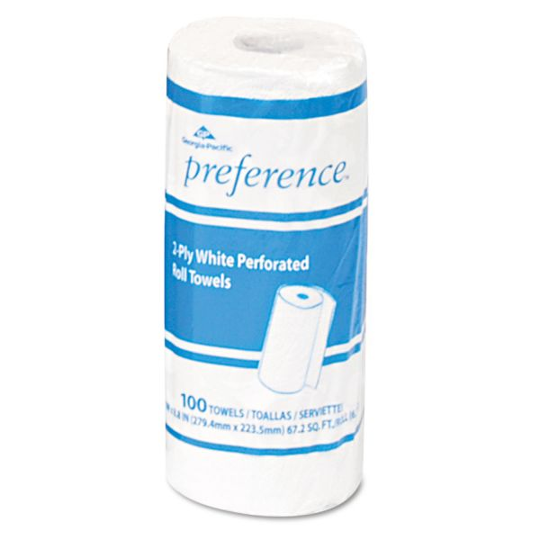 Preference Paper Towels