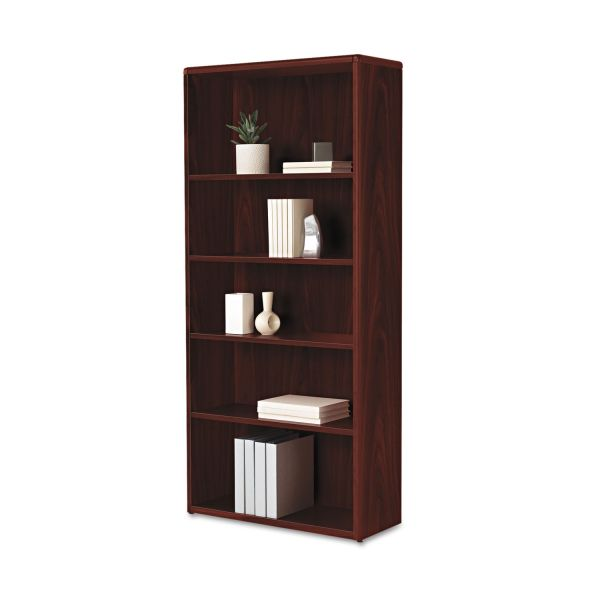 HON 10700 Series 5-Shelf Bookcase