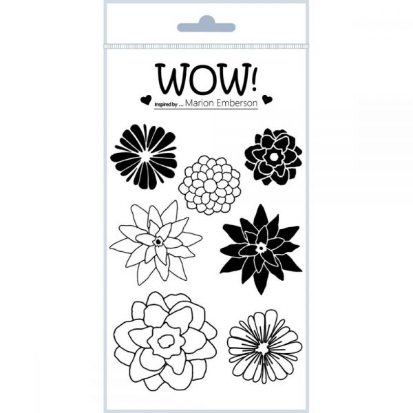 "WOW! Clear Stamps 4""X5.75"""
