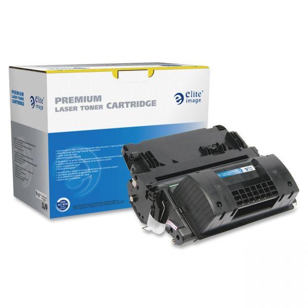Elite Image Remanufactured HP CE390X Black Toner Cartridge