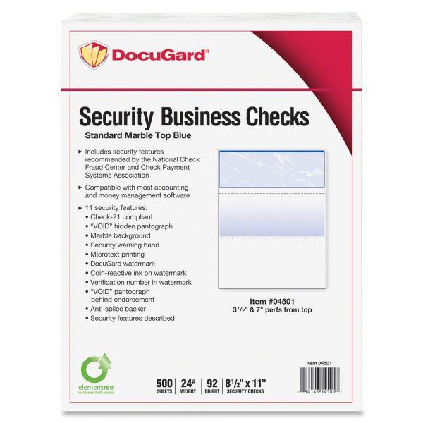 DocuGard Standard Security Checks