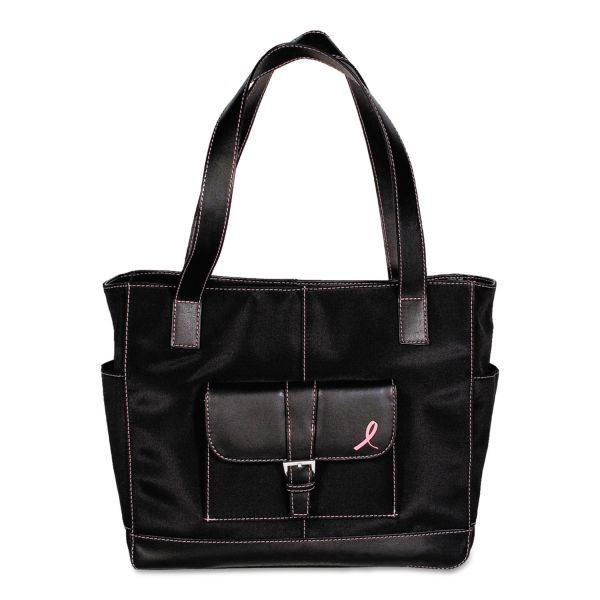 Day-Timer Travel/Luggage Case (Tote) for Travel Essential - Black