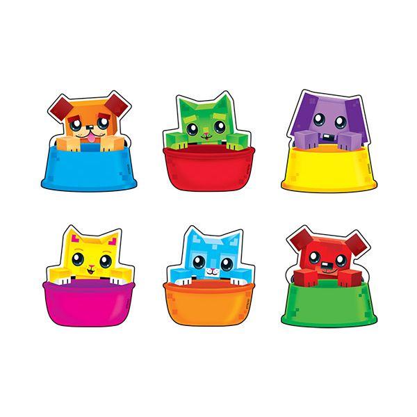 Trend BlockStar! Buddies Mini Accents Variety Pack