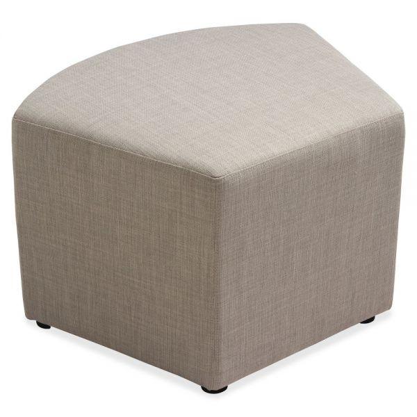 Lorell Fabric Quad Ottoman
