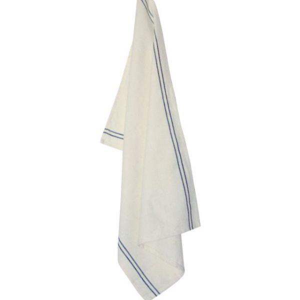 "Cream Vintage Towel 20""X28"""