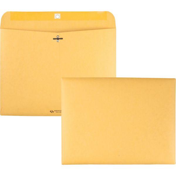"""Quality Park 9"""" x 12"""" Clasp Envelopes"""
