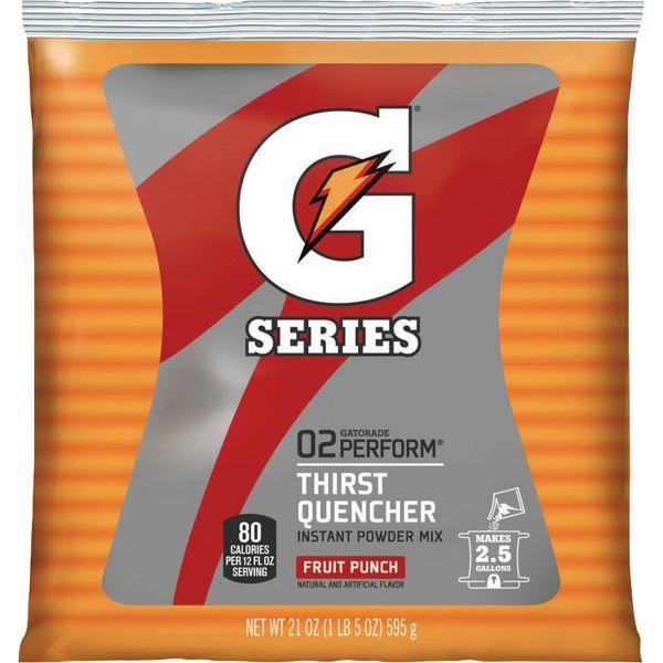 Gatorade Red Thirst Quencher Mix Pouch