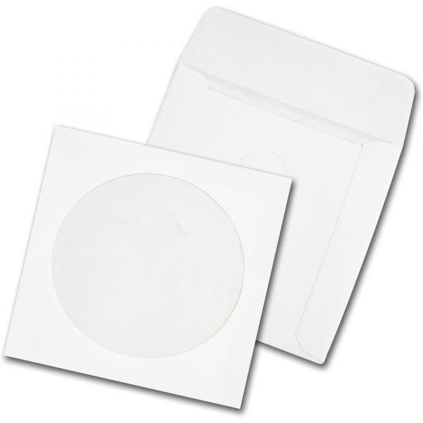 Quality Park Tech-No-Tear CD/DVD Sleeves