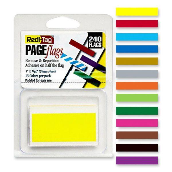 Redi-Tag Plain Tags