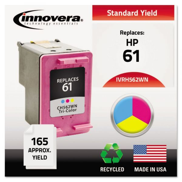 Innovera Remanufactured HP 61 Ink Cartridge