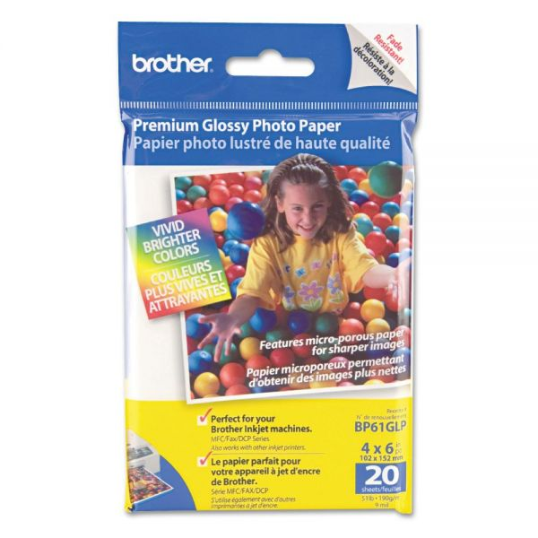 Brother Premium Glossy Photo Paper