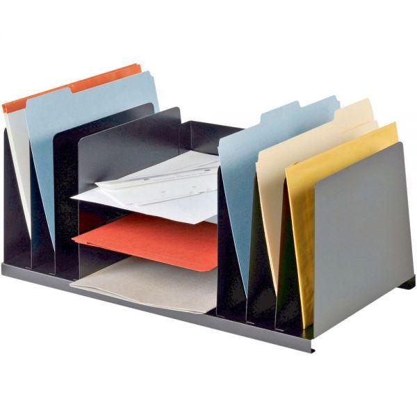 MMF Letter Size Desk Organizer
