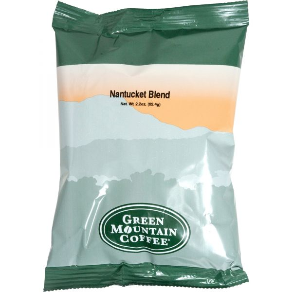 Green Mountain Coffee Nantucket Blend Ground Coffee Fractional Packets
