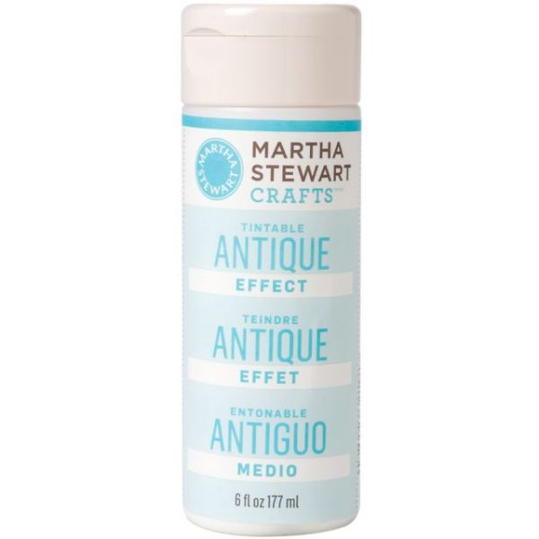 Martha Stewart Tintable Antique Effect