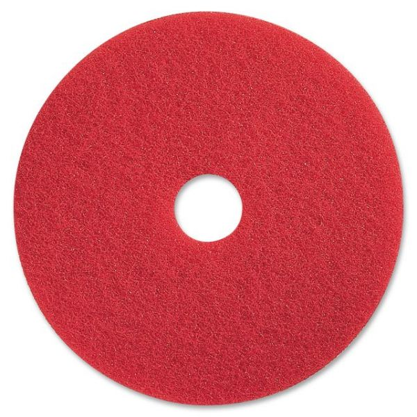 Impact Products Red Spray Buffing Pads