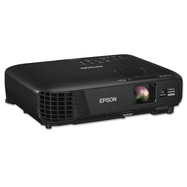 Epson PowerLite 1264 LCD Projector - HDTV - 16:10