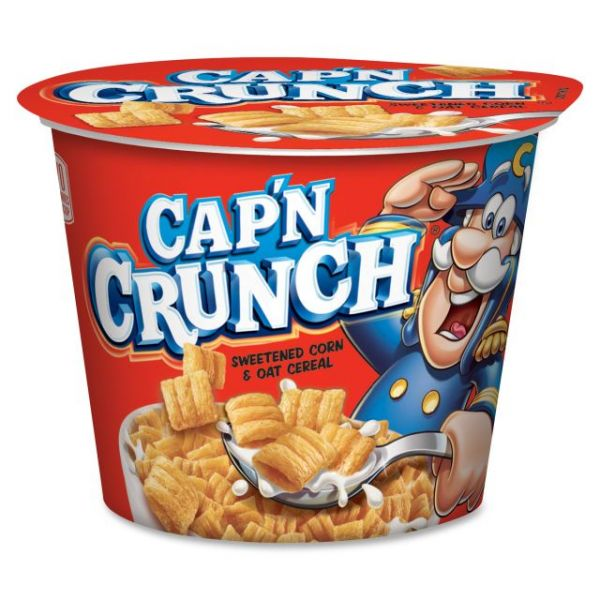 Cap'N Crunch Cereal Bowls