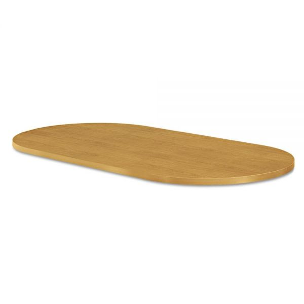 "HON Preside Laminate Table Top | Racetrack | 72""W"