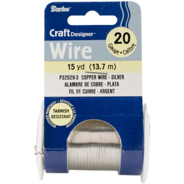 Darice Craft Designer Beading Copper Wire