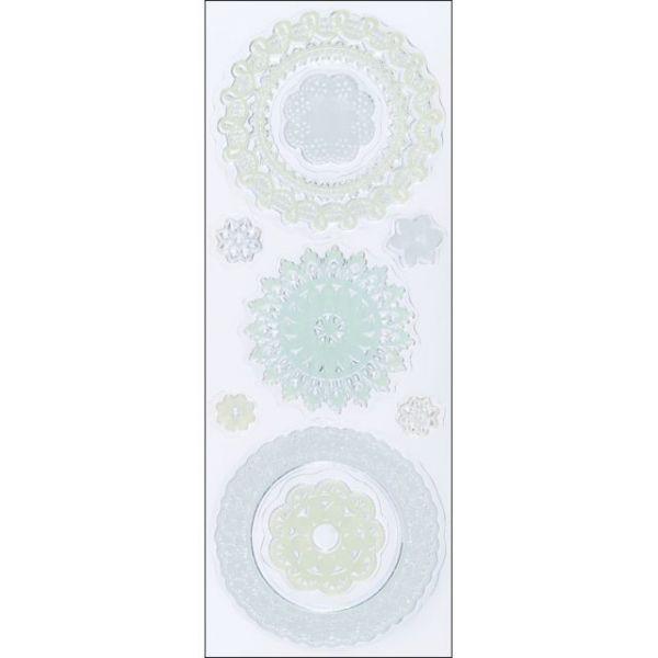 "Martha Stewart Clear Stamps 2.5""X7"""