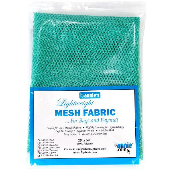 "ByAnnie's Lightweight Mesh Fabric 18""X54"" 100% Polyester"