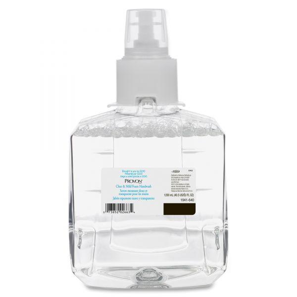 Provon Clear & Mild Foam Hand Soap Refill