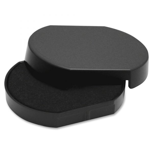 Identity Group Trodat T46140 Dater Replacement Pad, 1 5/8, Black