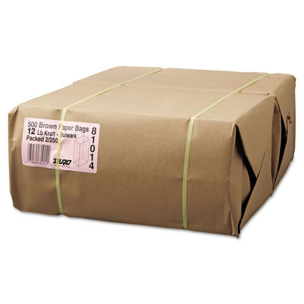 General #12 Extra Heavy-Duty Brown Paper Grocery Bags