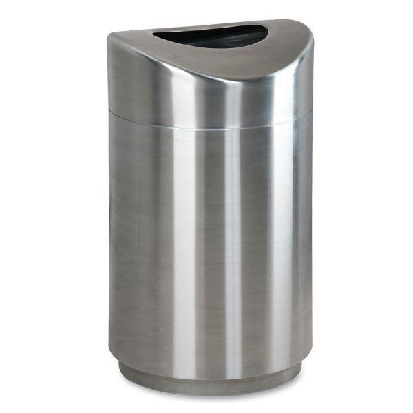 United Eclipse Open Top 30 Gallon Trash Can