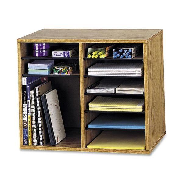 Safco Adjustable Literature Organizer