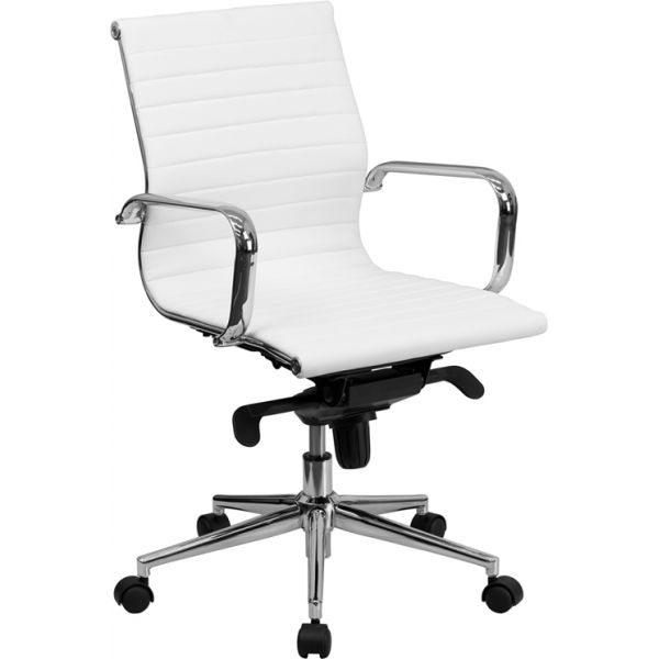 Flash Furniture Mid-Back Swivel Conference Office Chair