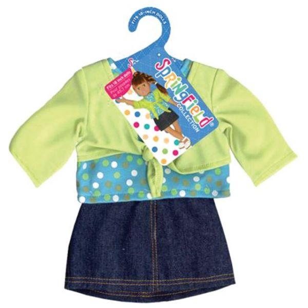 Springfield Collection Shrug & Skirt