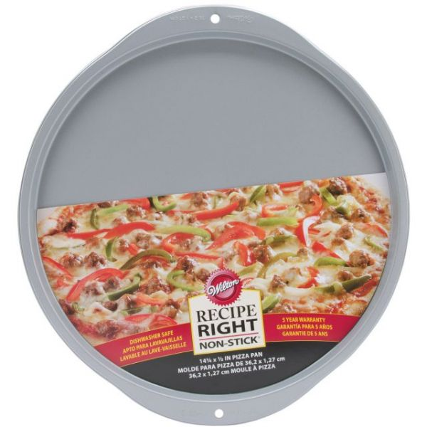 Wilton Recipe Right Pizza Pan