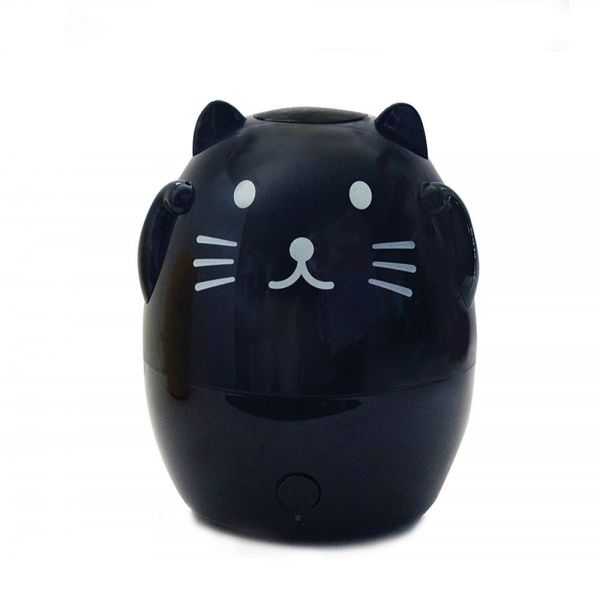 Greenair Kids Aroma Diffuser and Humidifier - Cat