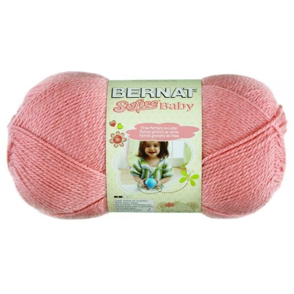 Bernat Softee Baby Yarn - Soft Peach